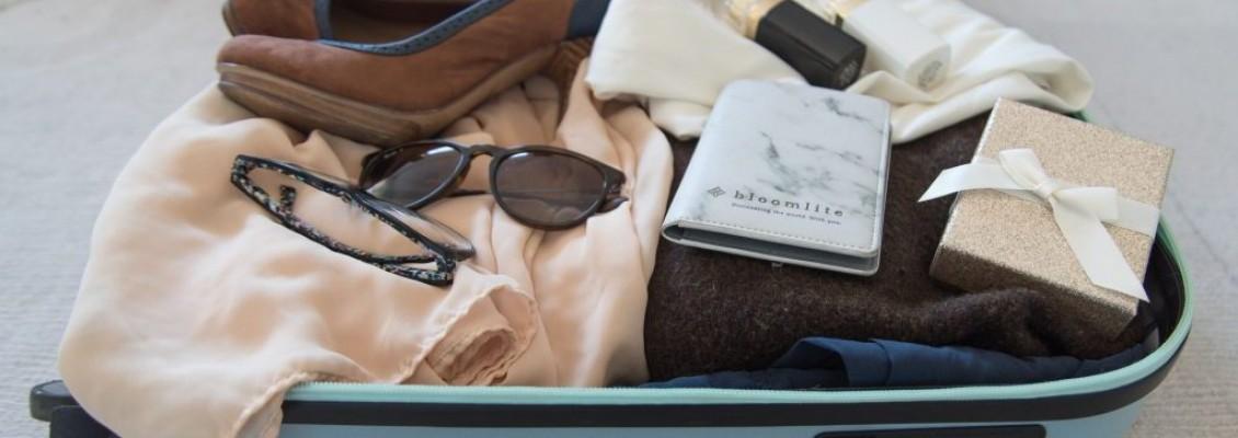 Kako potovati samo z ročno prtljago?