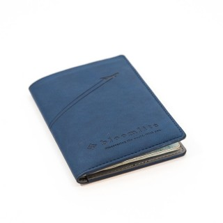 Passport cover Dark Blue