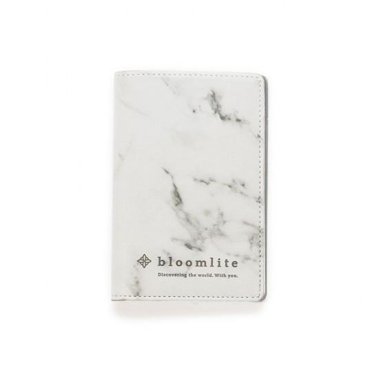 Bloomlite Ovitek za potni list Marmor